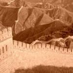 Türk`ün Saldığı Korku: Çin Seddi