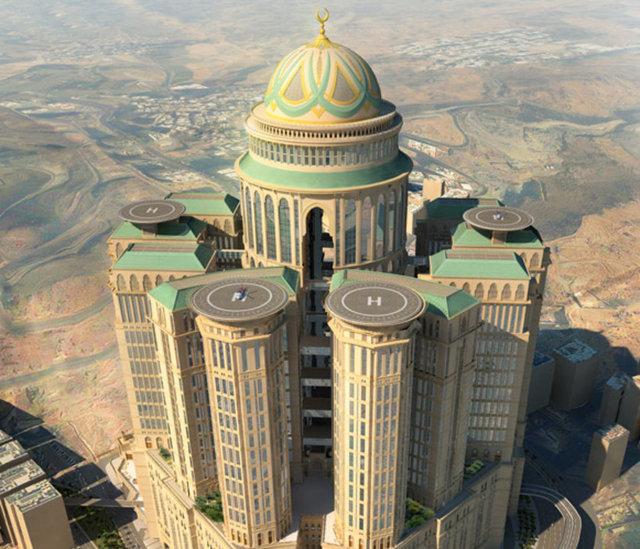 Dünyanın En Büyüğü Mekke'de