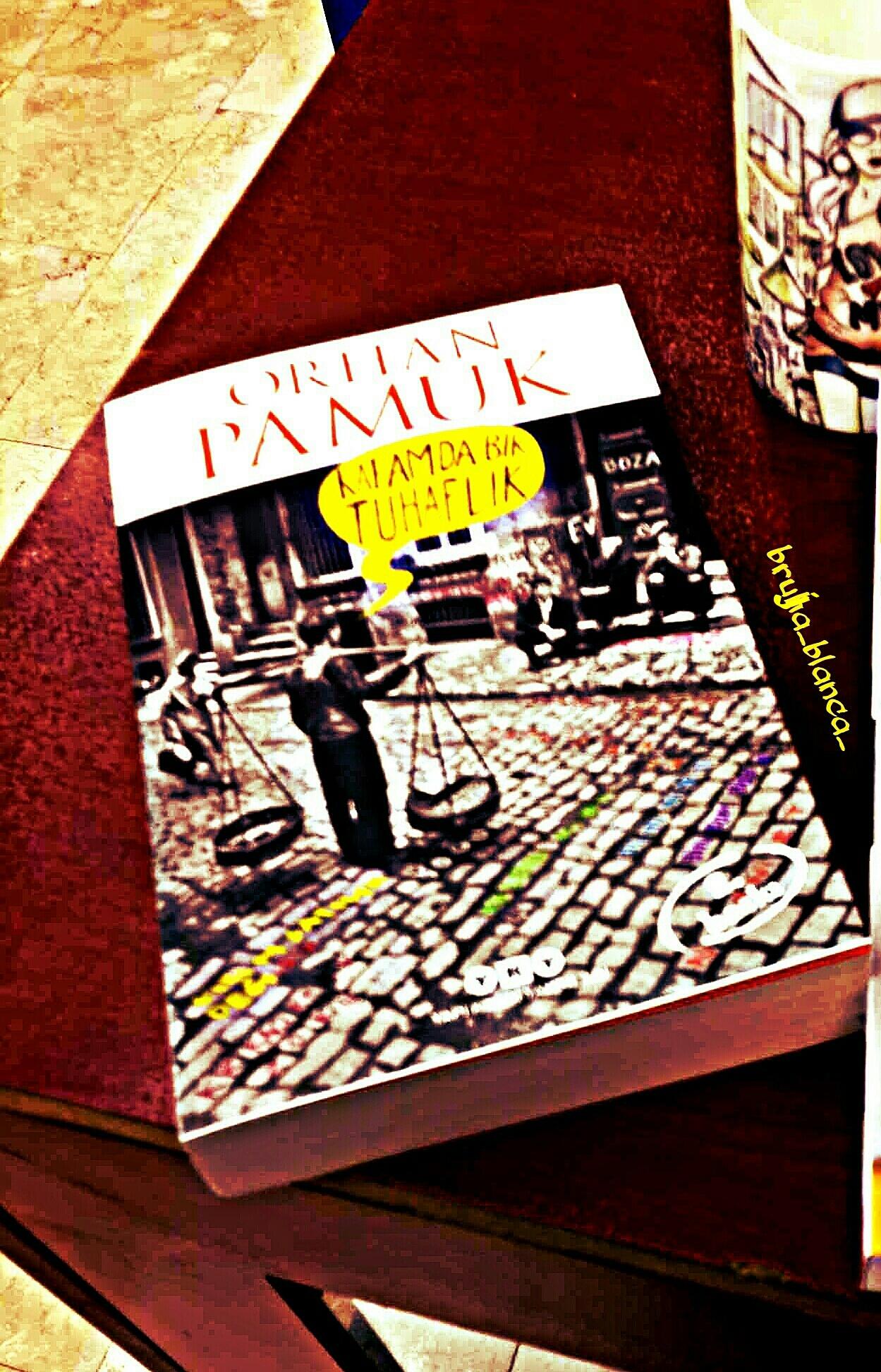 Orhan Pamuk- Kafamda Bir Tuhaflık