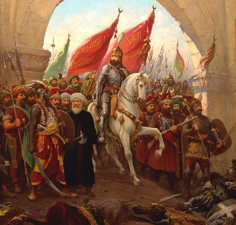 Bir Çağın Kapanışı, Bir Devrin Başlangıcı : İstanbul'un Fethi