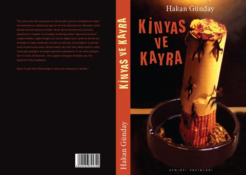 Hakan Günday Kinyas Kayra