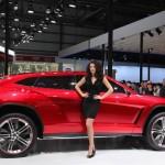 Lamborghini SUV 2018'de Piyasada