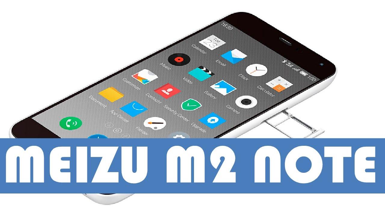 Meizu, M2 Note Modeliyle Geliyor