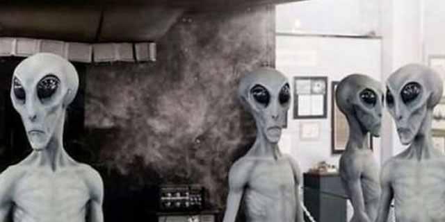 Ufo Görüldü