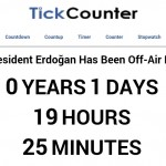Erdoğan için sayaç kuruldu: Ne zamandır ekrana çıkmıyor?