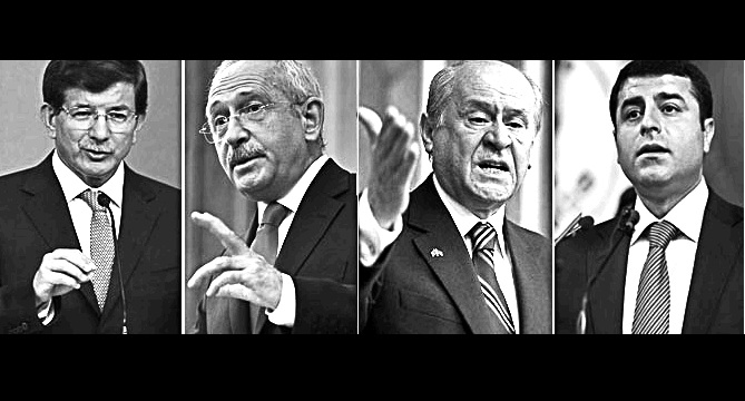 Siyasi Gündem ve Koalisyon Hazırlıklarının Perde Arkası