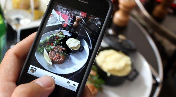 Yemek Fotoğrafını Çek, Kaç Kalori Öğren!