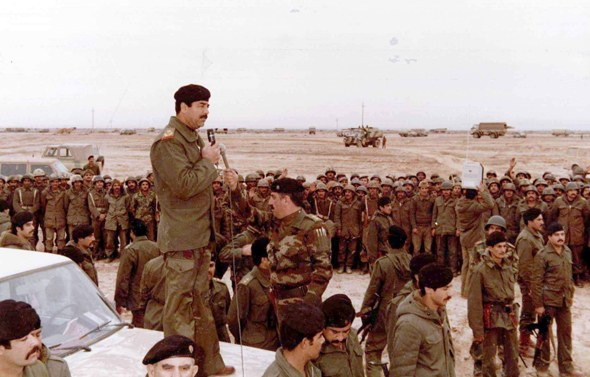 İran-Irak Savaşı