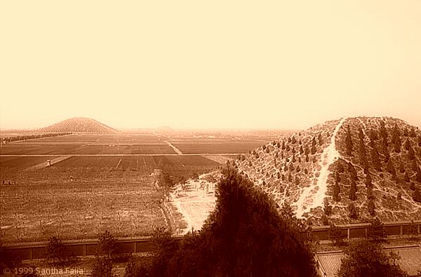 Çin'de Saklanan Gizli Tarihimiz: Türk Piramitleri