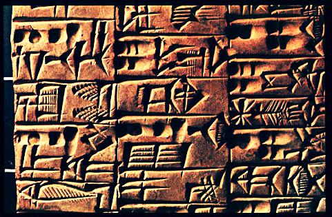 Çivi Yazısı ve İlk Uygarlıklardaki Gelişimi