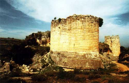 Antakya Kalesi resmi