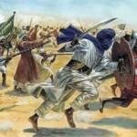 Yermük Muharebesi, 20 Ağustos 636