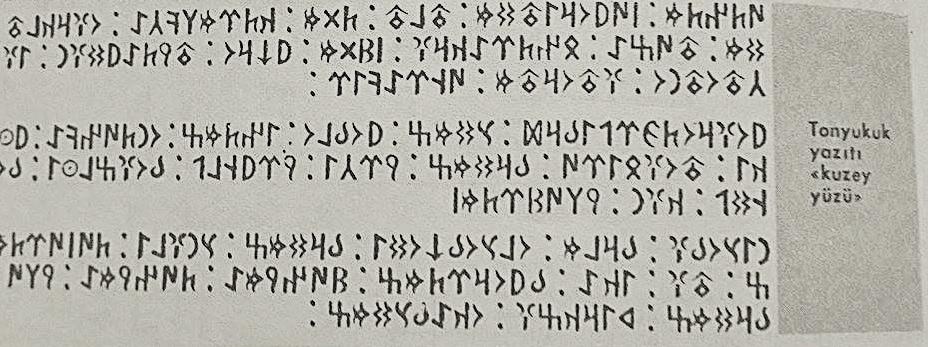 tonyukuk yazıtı