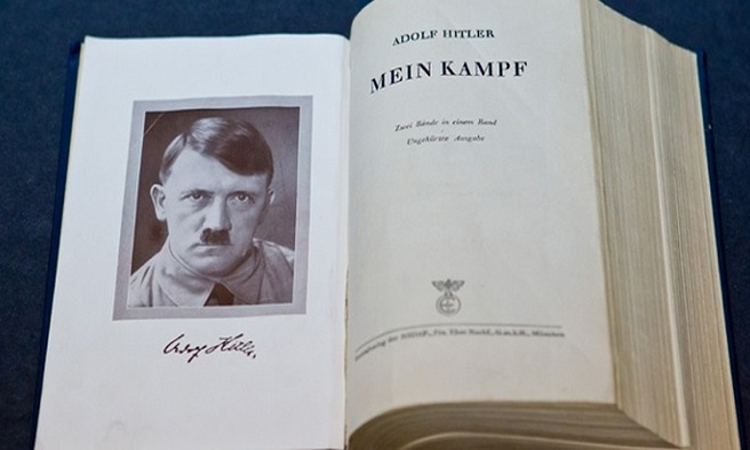 Kavgam Kitabı Adolf Hitler