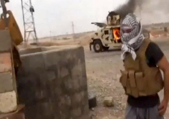 Dünya şokta! IŞİD hızla ilerliyor!