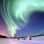 Kutup Işıkları (Aurora Borealis)