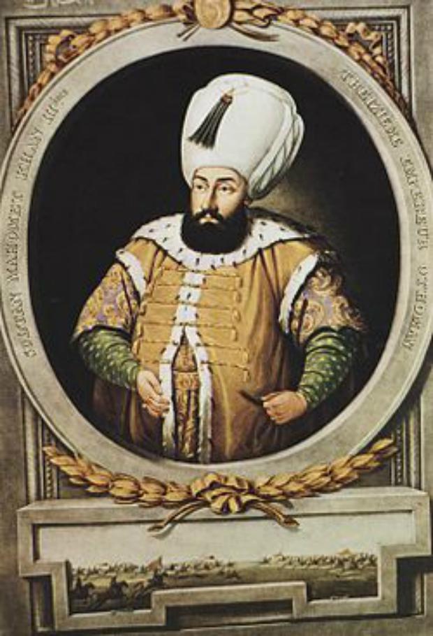 III. Mehmed HD