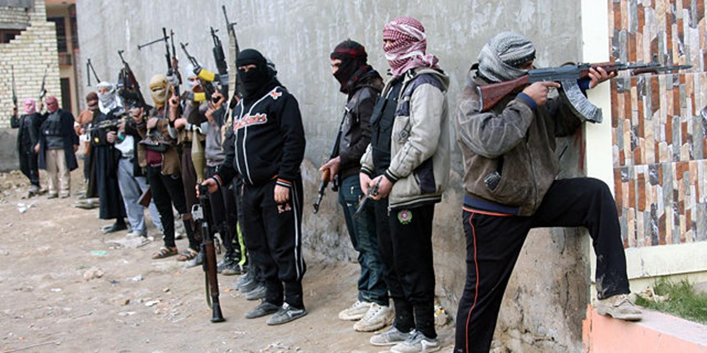 IŞİD ORDUSU