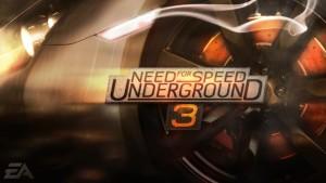 NFS Underground 3