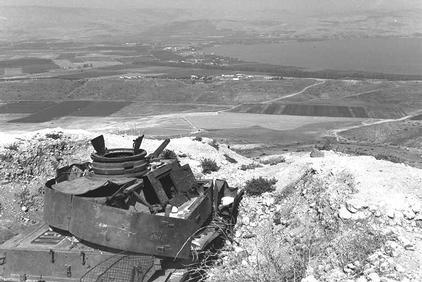 Golan tanks 2