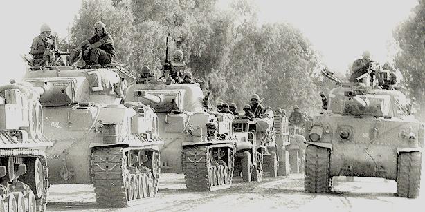 Ortadoğu'da 6 Gün Savaşı: Arap Devletleri-İsrail