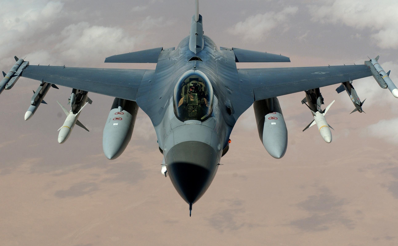 F16 Uçak