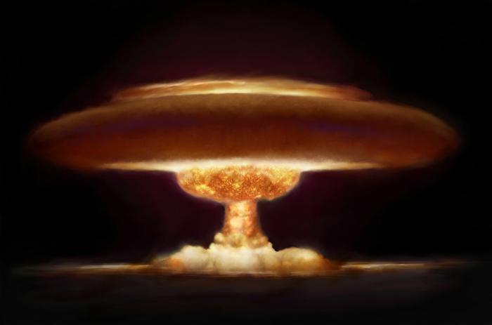 Hiroşima'ya atom bombası saldırısı, 6 Ağustos 1945