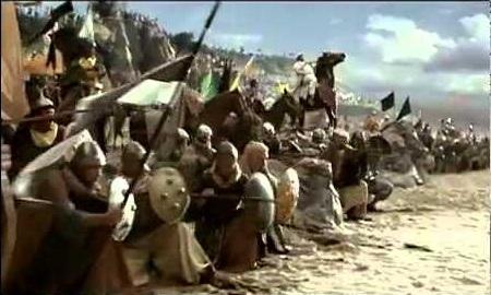 Yermük Savaşı.