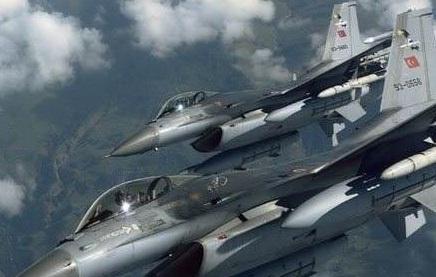 Turk Jetleri Tsk f16