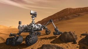 Mars Hayat Var Mı?