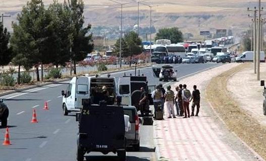 Siirt'te bomba yüklü araç imha edildi