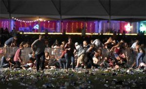 Vegas'ta Silahlı Saldırı